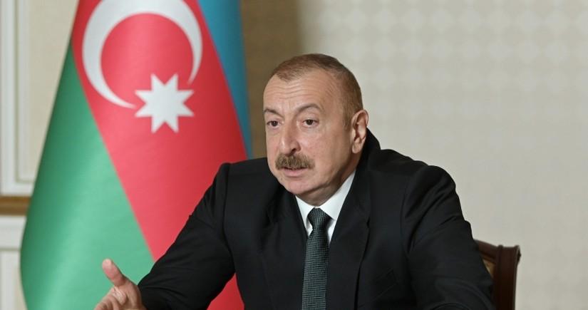 Dövlət başçısı: Ermənistan transsərhəd Oxçuçay çayını kəskin şəkildə çirkləndirir