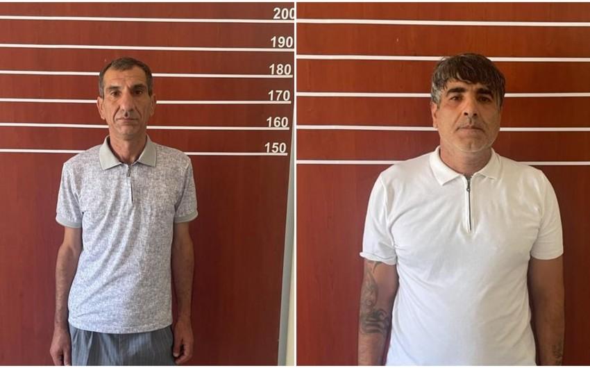 Hacıqabul polisi əməliyyat keçirdi, silah və narkotik aşkarlandı