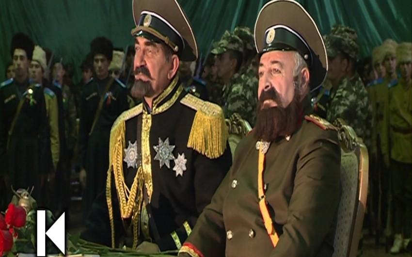 Gəncədə general Səməd bəy Mehmandarovun 160 illik yubileyi qeyd olunub