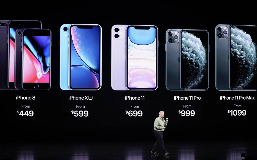 Apple may unveil new iPhone models