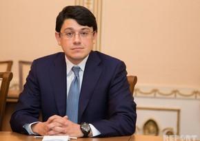 Fuad Muradov appeals to Azerbaijani businessmen living abroad