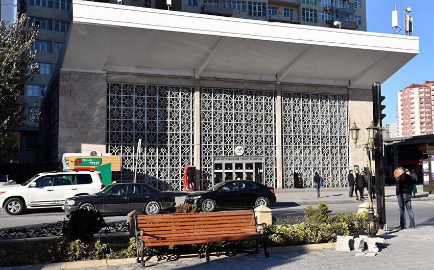 """""""Xətai"""" stansiyasında yeni çətirin quraşdırılmasına 595 min manat xərclənəcək"""