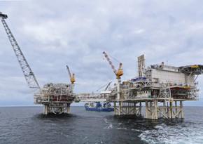 Экспорт газа с Шахдениз вырос на 8%