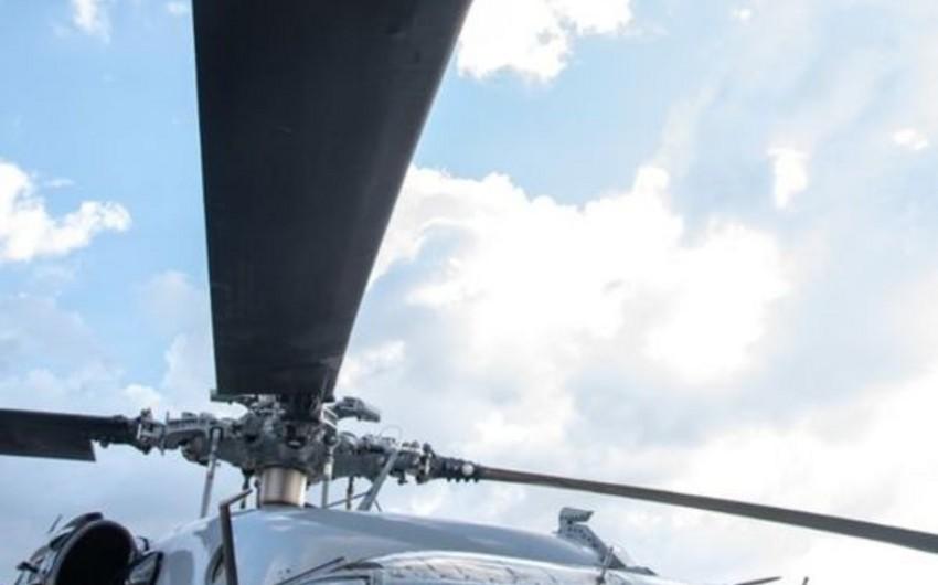 Kolumbiya prezidenti və nazirlərinin olduğu helikopter atəşə tutulub