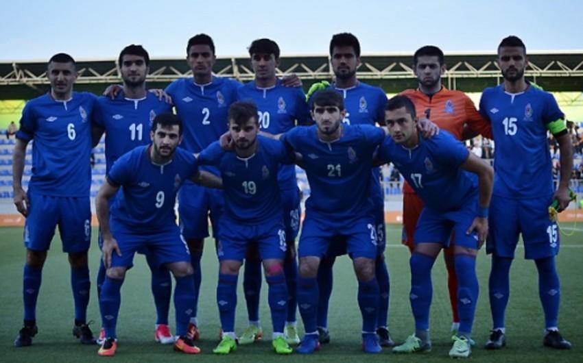 İslamiada: Azərbaycanın 23 yaşadək futbolçulardan ibarət yığması yarımfinala yüksəlib