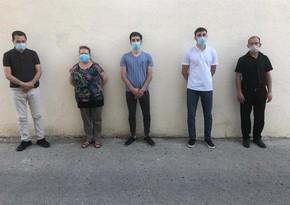 В Баку начинается суд над устроившими потасовку с полицейскими в метро