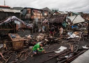 Ураган на Филиппинах: 3 погибших, десятки пропавших без вести