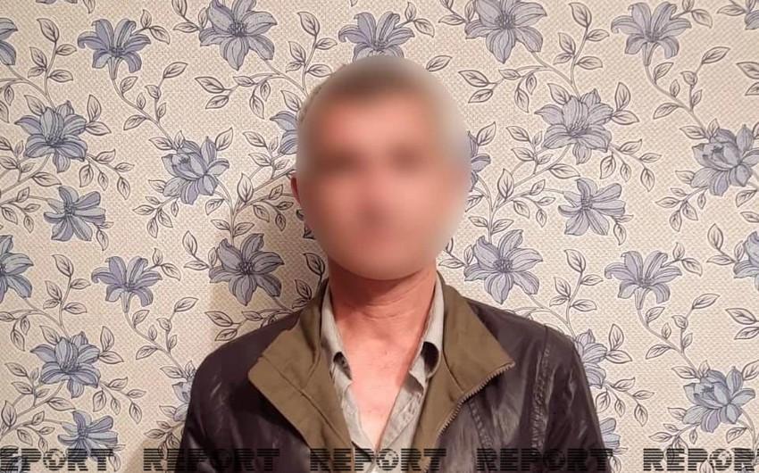 Azərbaycanın axtarışa verdiyi şəxs Ukraynada saxlanılıb