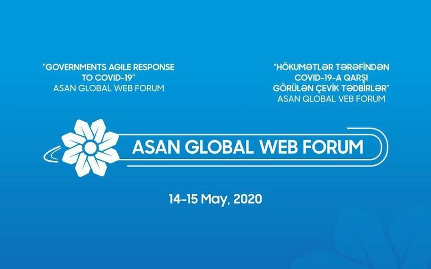 ASAN Qlobal Veb Forum keçiriləcək