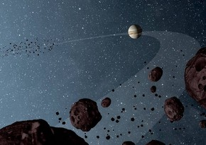 """NASA """"Apofis"""" asteroidinin Yerə təhlükəsi barədə məlumata aydınlıq gətirdi"""