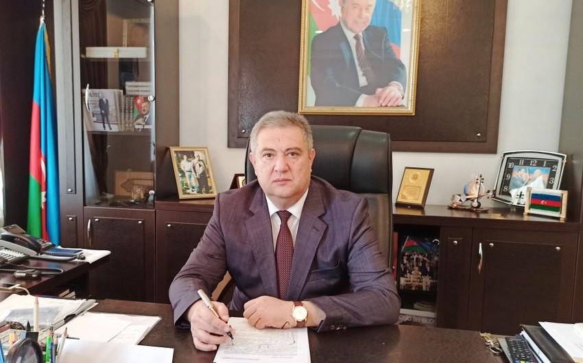Prezident yeni icra başçısı təyin etdi - FOTO