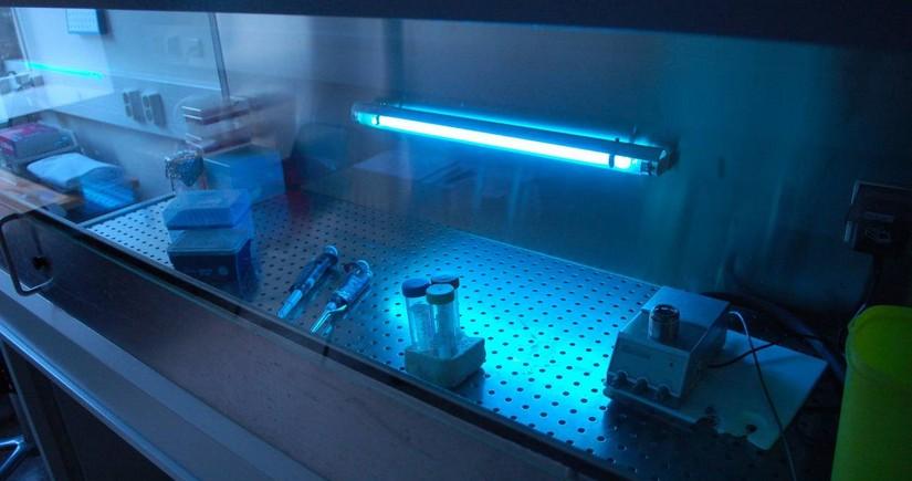 Ученые разработали светильник, убивающий коронавирус