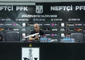 Samir Abasov: Cavab matçında hər şeyə sıfırdan başlayacağıq