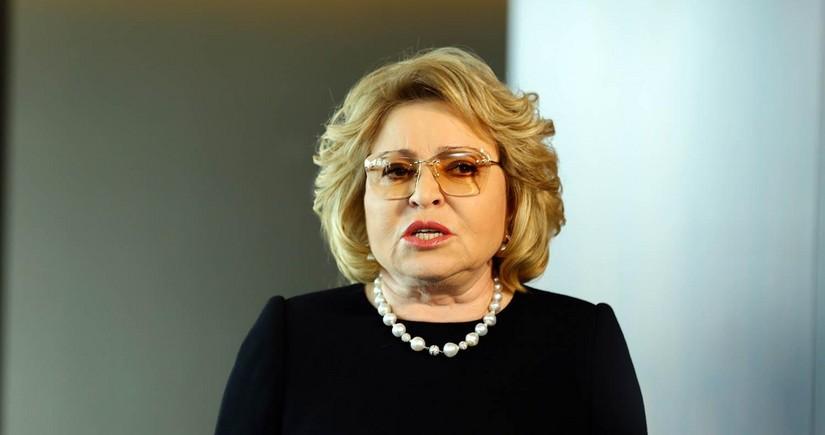 Матвиенко: Азербайджан для нас был и остается стратегическим партнером