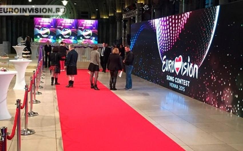 """Vyanada Eurovision-2015"""" mahnı müsabiqəsinin açılış mərasimi keçirilib"""
