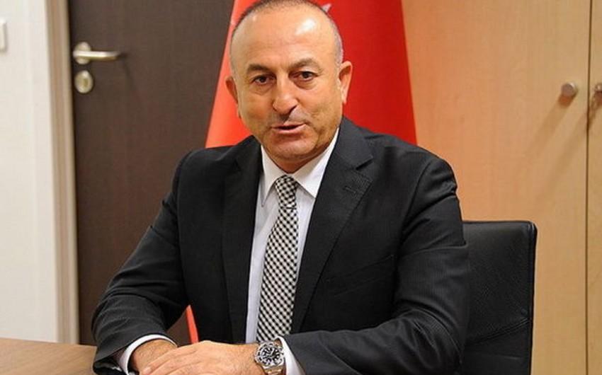 Mövlud Çavuşoğlu: Türkiyənin ən təhlükəli terrorçusunun ABŞ-da yaşaması və türk xalqını hədəfə alması qəbuledilməzdir