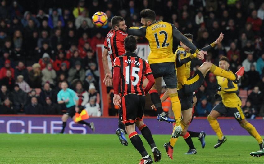 Arsenal böyük fərqlə geridə olduğu oyunda heç-heçəyə nail olub - VİDEO