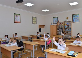 Начинается отбор школ для учащихся не азербайджанского сектора I классов