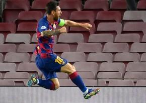 Барселона вышла в четвертьфинал Лиги чемпионов