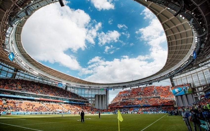 DÇ-2018: İspaniya və Rusiya komandalarının start heyətləri açıqlanıb