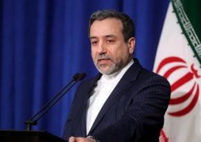 Abbas Əraqçi: İran Azərbaycan ərazilərinin işğal olunmasına müxalif olub
