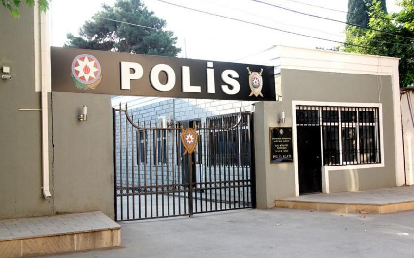Şabranda karantini pozan sürücü polislərə müqavimət göstərib