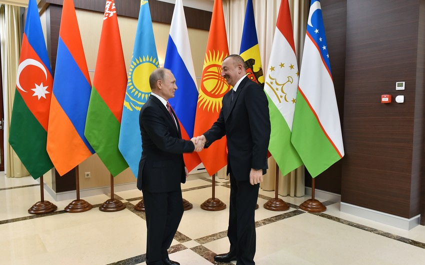 Prezident İlham Əliyev: Rusiya beynəlxalq məsələlərdə aparıcı rollardan birini oynayır - YENİLƏNİB