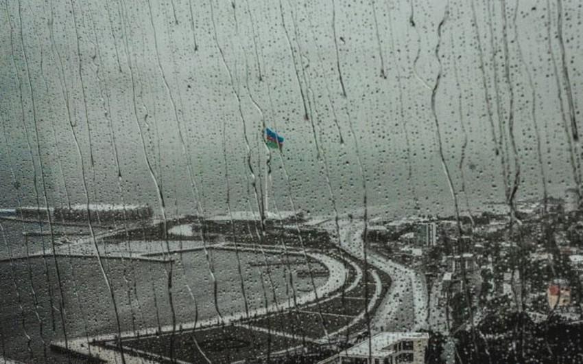 Rainfall, strong wind expected in Azerbaijan - WARNING
