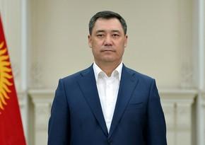 ЦИК Кыргызстана признала Жапарова победителем на выборах президента