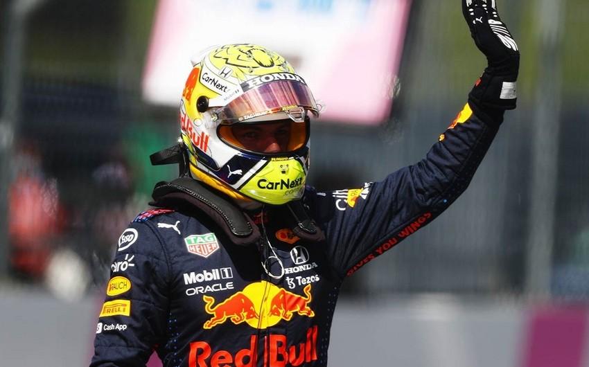 Ферстаппен выиграл второй австрийский этап Формулы-1