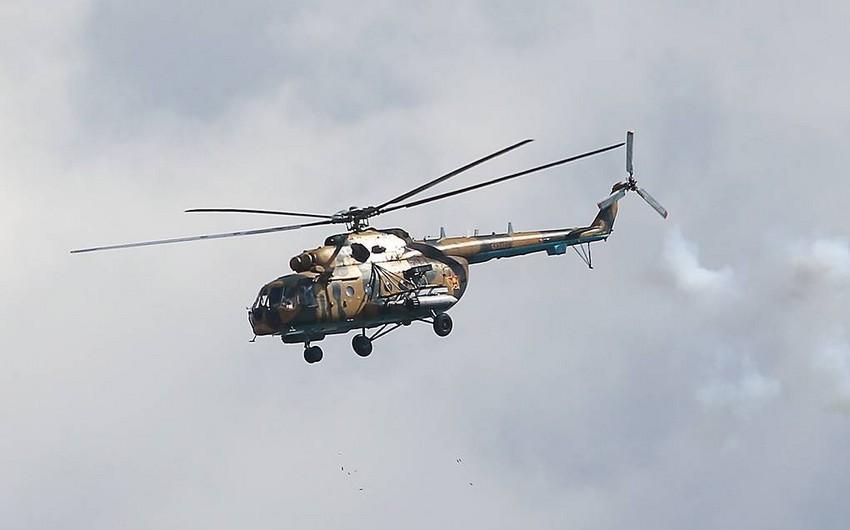 Rusiyada hərbi helikopter sərt eniş edib, ölənlər var - YENİLƏNİB
