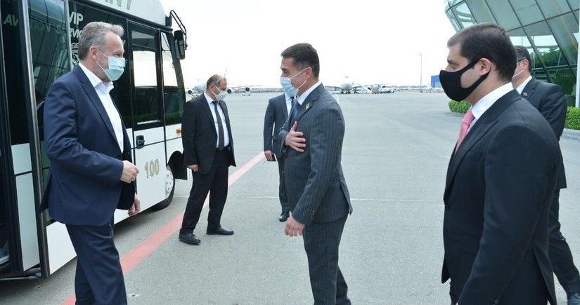 Parliamentary delegation of Bosnia and Herzegovina visits Azerbaijan