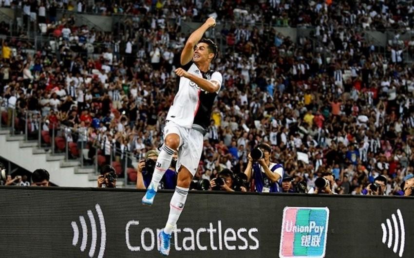 Чемпион мира: Роналду мог бы быть лидером даже в водном поло
