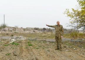 """Azərbaycan lideri: Dırnaqarası """"Artsax dövləti"""" – cəhənnəmə getdi"""