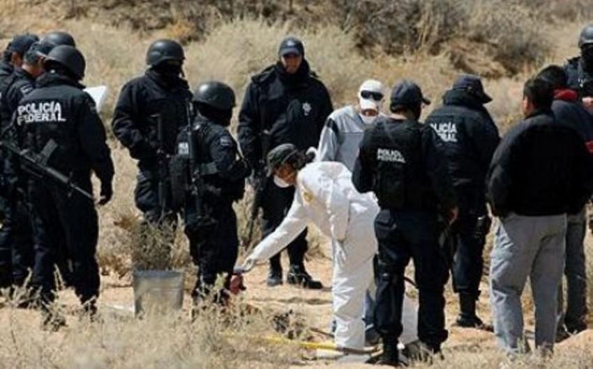 Meksikada xüsusi əməliyyat nəticəsində 2 ton kokain müsadirə edilib