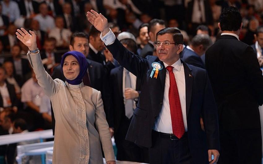 Ankarada Ədalət və İnkişaf Partiyasının V qurultayı keçirilir