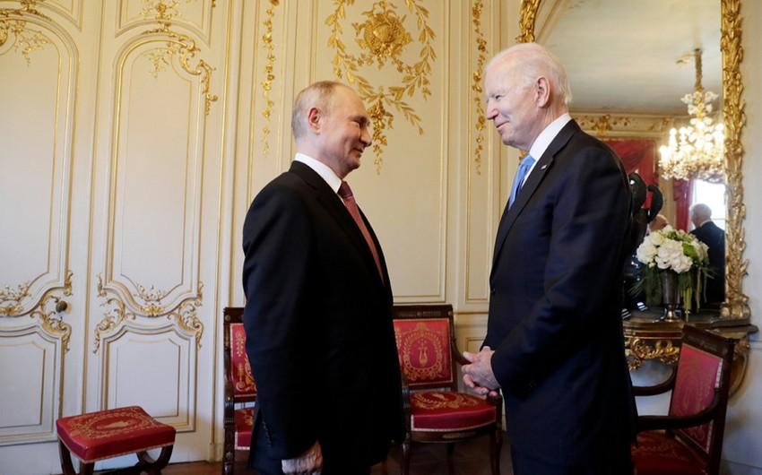 Biden, Putin issue joint statement following historic summit in Geneva