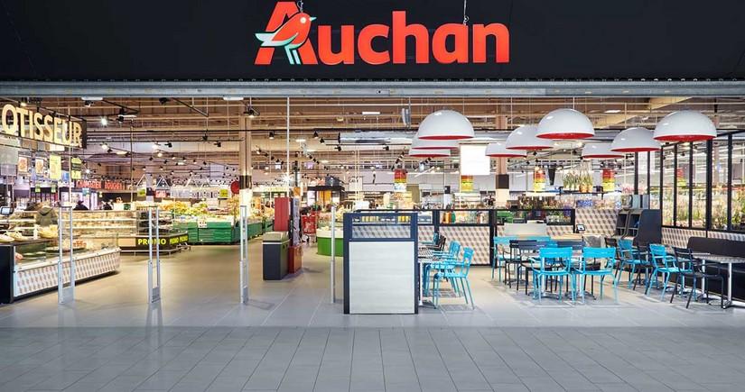 Auchan покидает китайский рынок, продавая свои активы Alibaba