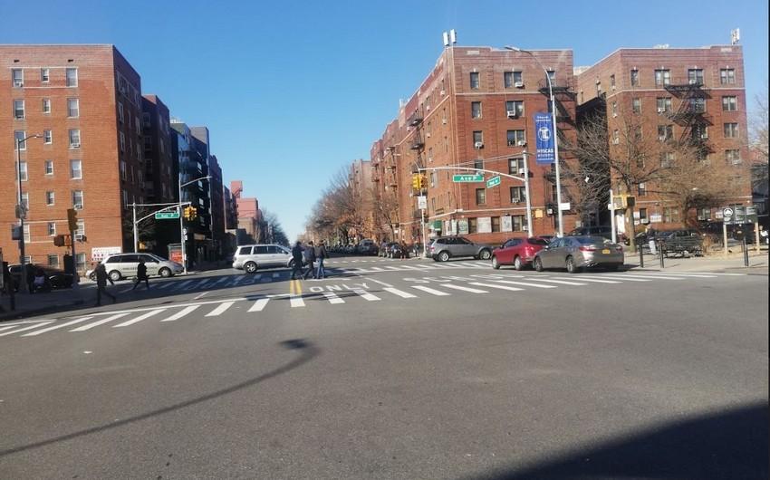 Nyu Yorkda koronavirusa yoluxanların sayı artdı - FOTO