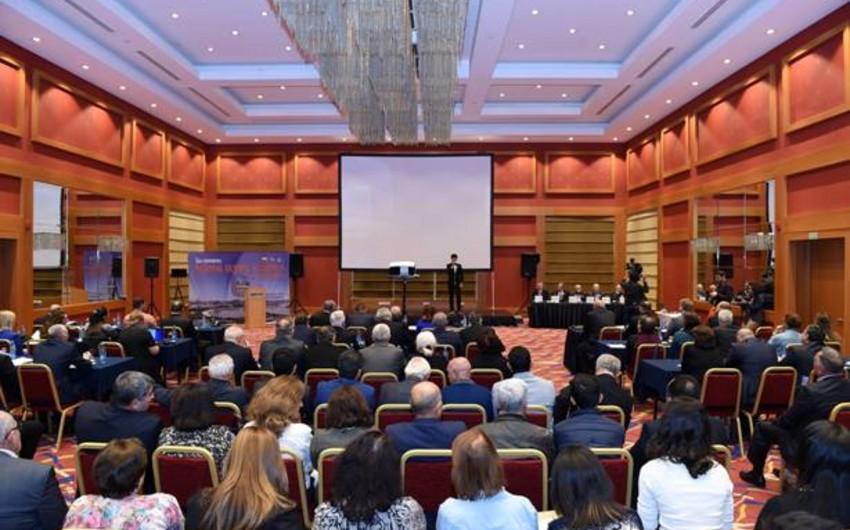 Bakıda Beynəlxalq Olimpiya Akademiyalarının II Beynəlxalq konfransı başlayıb