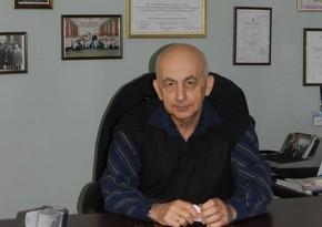 Mixeil Saakaşvilinin atası xəstəxanaya yerləşdirilib