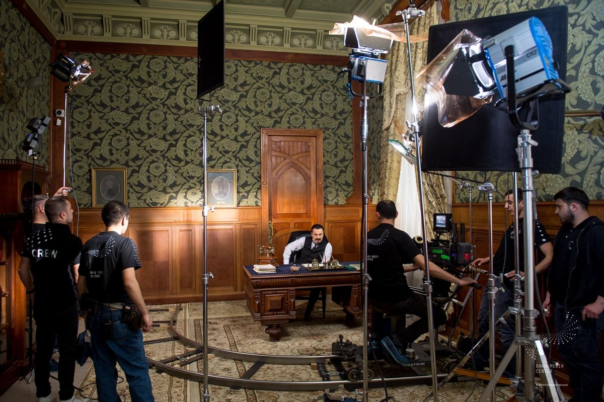 Baku Media Center starts filming documentary dedicated to 100th anniversary of ADR