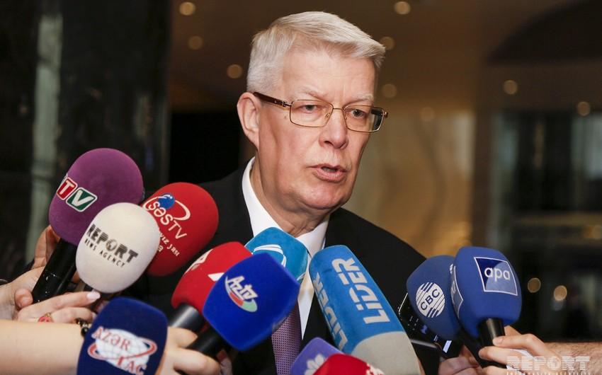 Latviyanın keçmiş prezidenti: Azərbaycan regionun lideridir və qlobal müzakirələr üçün bir platformadır