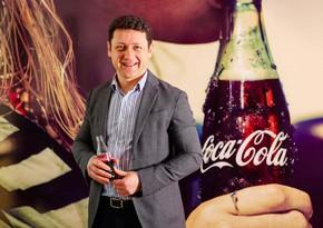 Coca-Colanın 8 ölkə üzrə PR direktoru vəzifəsinə azərbaycanlı təyin edildi