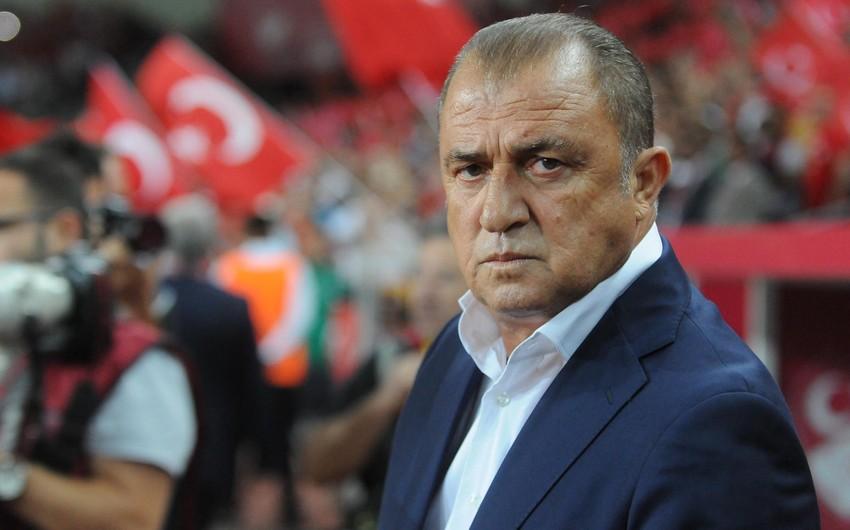 Fatih Terim Türkiyənin milli komandasından istefa verib