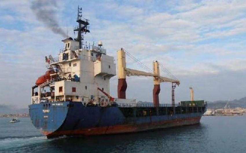 Azərbaycana məxsus yük gəmisi Rostov limanına daxil olub