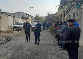 Maxim Shevchenko visits Ganja