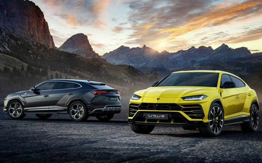 Lamborghini dünyanın ən sürətli yolsuzluq avtomobilini təqdim edib