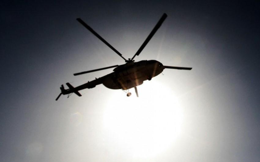 Rusiyada helikopter qəzasında ölənlərin sayı 12 nəfərə çatıb - YENİLƏNİB