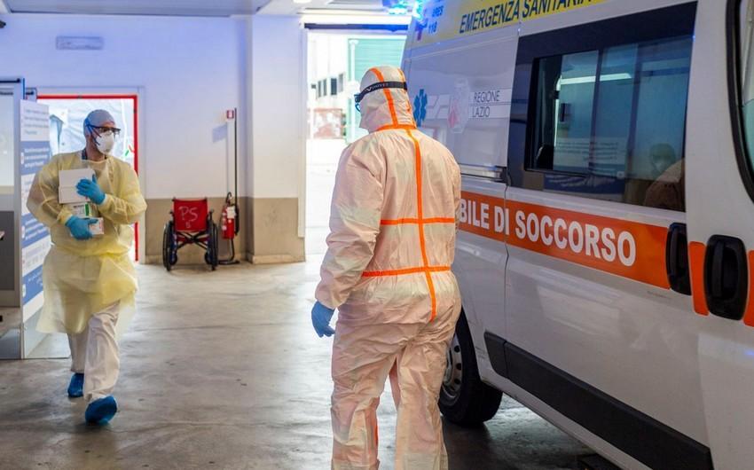 Almaniyada koronavirusa yoluxanların sayı 9 300-ü ötdü